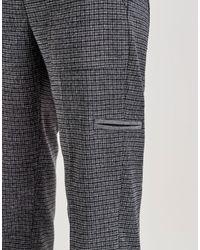 Opus Gray Jogger Pants »Moya« im angesagten Karolook
