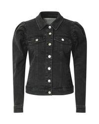 ONLY Black Jeansjacke »Hayley Life«