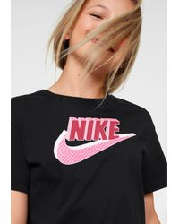 Nike Black T-Shirt »Tee Hilo Futura«