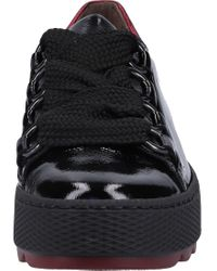 Gabor Black »Leder« Sneaker