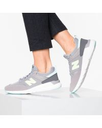 New Balance Gray »Ws009og1 Sneakers Low« Sneaker