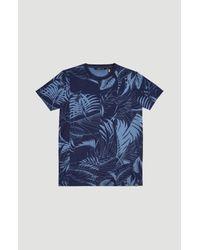 O'neill Sportswear T-Shirt in Blue für Herren