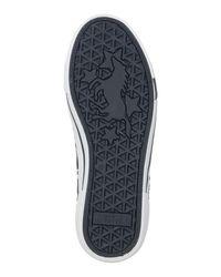 Mustang Blue Sneaker