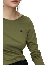 Marc O'polo Green Langarmshirt
