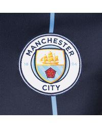 Nike Fußballtrikot »Manchester City Stadium 18/19 Auswärts« in Blue für Herren