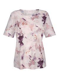 Paola Pink Shirt rundum bedruckt