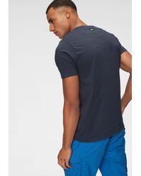 Petrol Industries T-Shirt in Blue für Herren