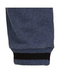 Tao Comme Des Garçons Sweathose » Angeraute Herren Freizeit Sweathose aus Bio-Baumwolle COSMO« in Blue für Herren