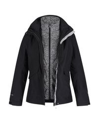 Regatta Black Outdoorjacke »Damen 3-in-1-Jacke Calyn III«