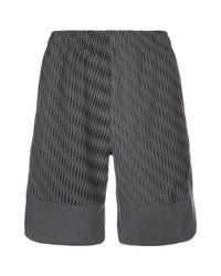 Nike Flow Woven Print Trainingsshort Herren in Black für Herren