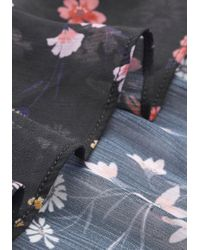 Tommy Hilfiger Multicolor Volantrock »TJW FLORAL FRILL HEM SKIRT« mit allover Blumenprint