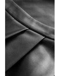 ORSAY Black Faltenrock in ausgestelltem Schnitt