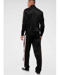 Lonsdale Trainingsanzug »TAPE« (2-tlg) in Black für Herren