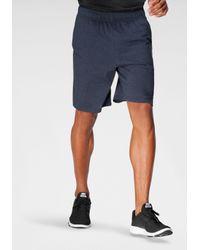 Nike Trainingsshorts in Blue für Herren