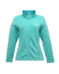 Regatta Green Fleecejacke »Great Outdoors Damen Adventure Tech Clemance II Fleece-Jacke«