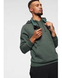 Reebok Kapuzensweatshirt »EL BIG LOGO HOODIE« in Green für Herren