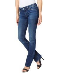 Pepe Jeans Blue Bootcut-Jeans