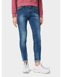 Tom Tailor Denim Blue 5-Pocket-Jeans »Lynn Antifit Jeans«
