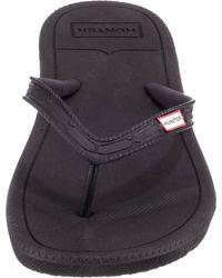 Hunter Black »Original Flip Flop Zehentrenner« Zehentrenner