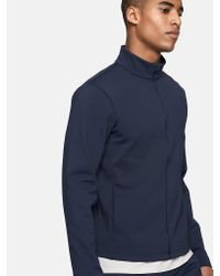Outdoor Voices - Blue Sprint Zip-up for Men - Lyst