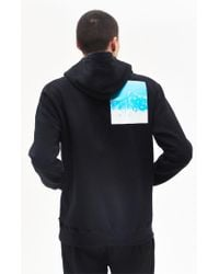 Converse Black Mountain Photo Pullover Hoodie for men