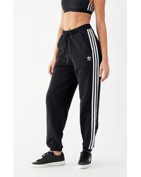 Adidas Black Jogger Pants