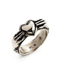 Pamela Love | Metallic Aeternum Ring | Lyst