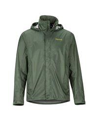 Marmot Green Precip Eco Rain Jacket – Mens for men
