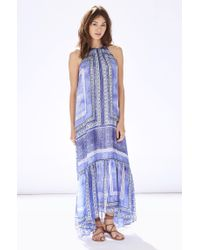 Parker Blue Cabo Dress