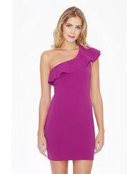 Parker   Purple Haiden Dress   Lyst