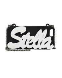 Stella McCartney   'stella' Falabella Chain Iphone 6 Case Black/white   Lyst