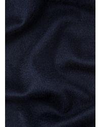 Écharpe Bleu Marine En Cachemire Paul Smith pour homme en coloris Blue