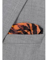 Pochette De Costume 'Indian Sunset' En Coton Paul Smith pour homme en coloris Multicolor