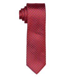 Perry Ellis - Red Harrel Geo Tie for Men - Lyst