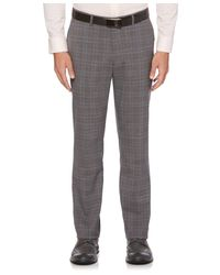 Perry Ellis Gray Toast Suit Pant for men