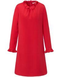 Goat Red Kleid größe