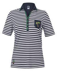 Anna Aura Blue Polo-Shirt mehrfarbig