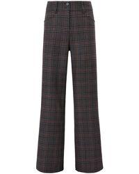 Le pantalon taille 19 Peter Hahn en coloris Multicolor
