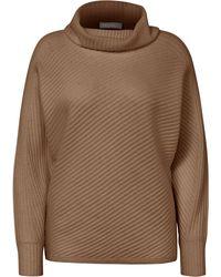 include Brown Rollkragen-pullover aus 100% premium kaschmir