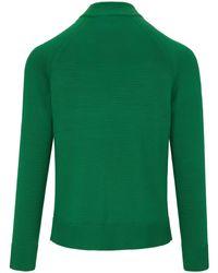 Peter Hahn Green Pullover aus 100% supima®-baumwolle