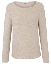 Peter Hahn Natural Rundhals-pullover