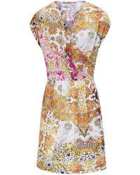 Betty Barclay Multicolor Jersey-Kleid mehrfarbig