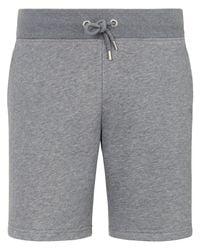 Le short taille 48 Gant pour homme en coloris Gray