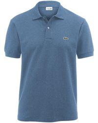 Lacoste Polo-shirt größe in Blue für Herren