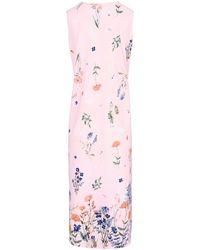 La chemise nuit sans manches 100% coton taille 42 RÖSCH en coloris Pink