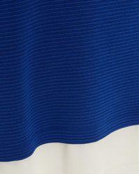 Phase Eight - Blue Ola Ottoman Top - Lyst
