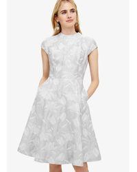 Phase Eight White Prisca Dress