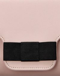 Phase Eight Multicolor Anita Leather Clutch Bag