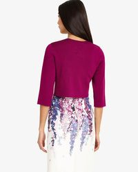 Phase Eight Multicolor Salma Knitted Jacket
