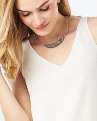 Phase Eight - Metallic Emily Sparkle Torque Necklace - Lyst